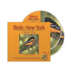 Birds of New York Audio CDs