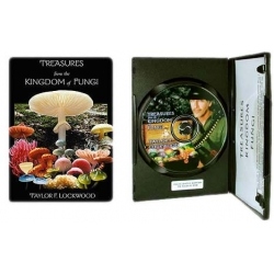 Taylor Lockwood's Treasures from the Kingdom of Fungi DVD