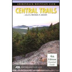 ADK Guide to Adirondack Trails: Central Trails