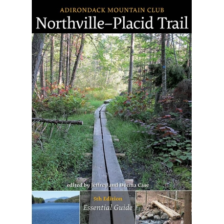 ADK Northville-Placid Trail Guide (5th Edition)
