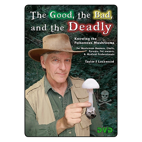 Taylor Lockwood's  THE GOOD, THE BAD, AND THE DEADLY DVD
