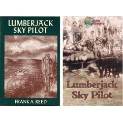 Lumberjack Sky Pilot DVD and Book Together