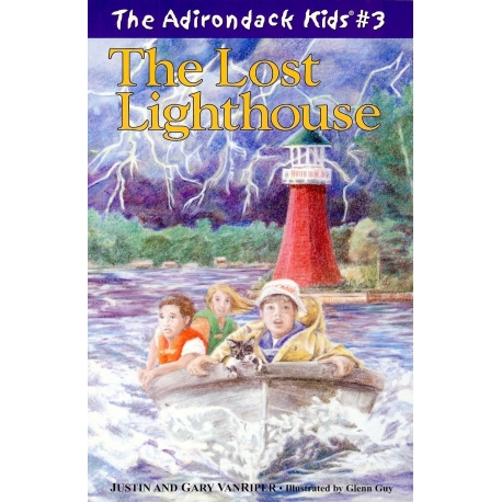 The Adirondack Kids 3  The Lost Lighthouse