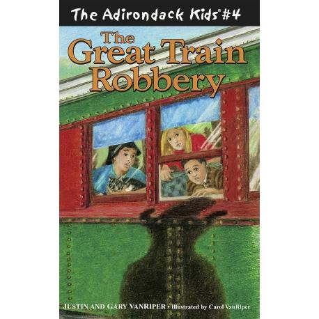The Adirondack Kids 4  The Great Train Robbery