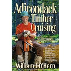 Adirondack Timber Cruising - Paperback