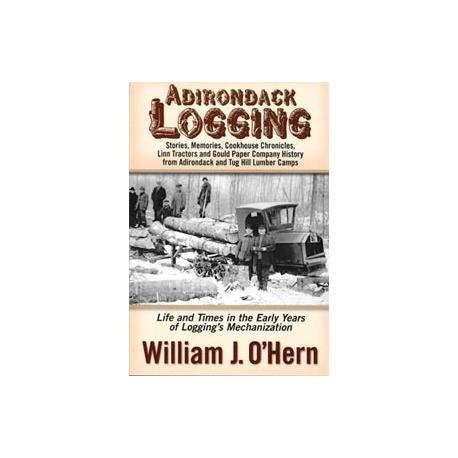 Adirondack Logging - Paperback
