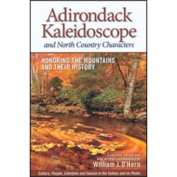 Adirondack Kaleidoscope and North Country Characters - Paperback