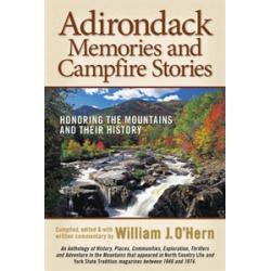 Adirondack Memories and Campfire Stories - Paperback
