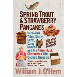 Spring Trout and Strawberry Pancakes  - Paperback