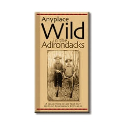 Anyplace Wild in the Adirondacks - Tear out Postcard Book