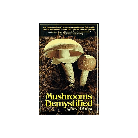Mushrooms Demystified: A Comprehensive Guide to the Fleshy Fungi